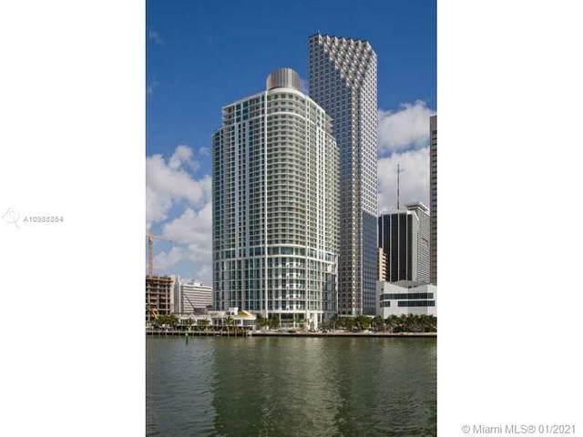 300 S Biscayne Blvd Ph3903, Miami, FL 33131 (MLS #A10988854) :: Green Realty Properties