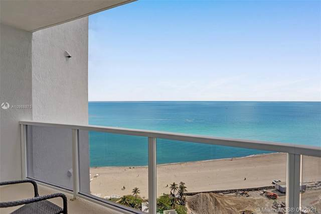 18001 Collins Ave #1510, Sunny Isles Beach, FL 33160 (MLS #A10988875) :: The Howland Group