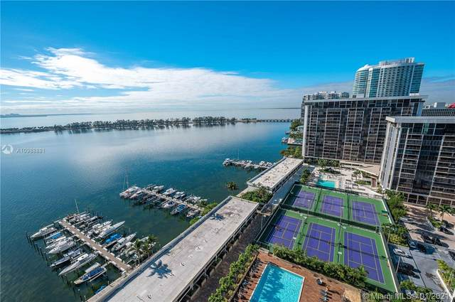 1865 Brickell Ave Aph9, Miami, FL 33129 (MLS #A10988881) :: KBiscayne Realty