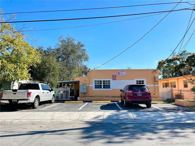 2052 Washington Ave, Opa-Locka, FL 33054 (MLS #A10988884) :: The Howland Group