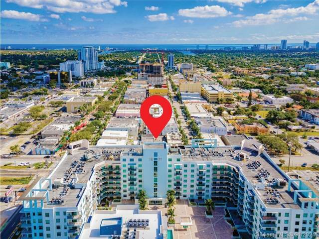 140 S Dixie Hwy #517, Hollywood, FL 33020 (MLS #A10988909) :: Podium Realty Group Inc