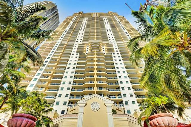 17875 Collins Ave #2111, Sunny Isles Beach, FL 33160 (MLS #A10988927) :: The Howland Group