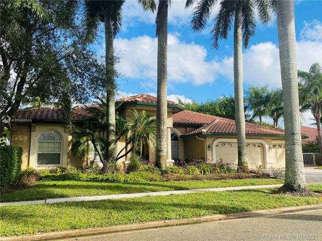 10815 NW 5th St, Plantation, FL 33324 (MLS #A10988945) :: The Rose Harris Group