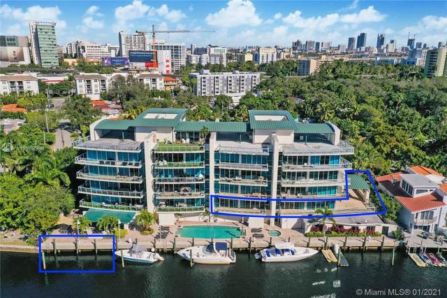 1090 NW North River Dr #201, Miami, FL 33136 (MLS #A10988968) :: Green Realty Properties
