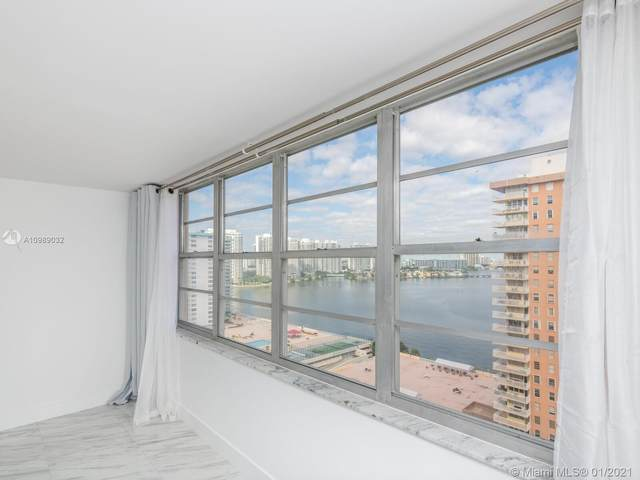 250 174th St #1810, Sunny Isles Beach, FL 33160 (MLS #A10989032) :: Miami Villa Group