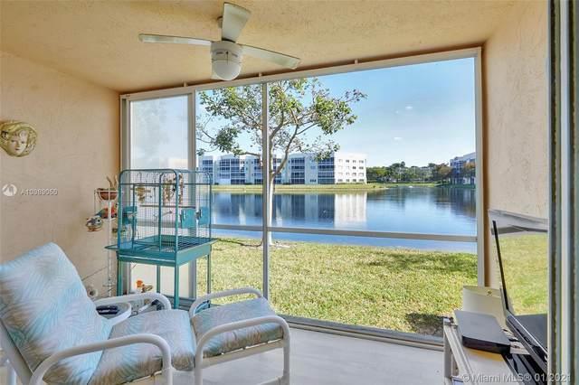 7628 Trent Dr #110, Tamarac, FL 33321 (MLS #A10989050) :: Search Broward Real Estate Team