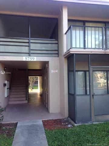 5759 Washington St B23, Hollywood, FL 33023 (MLS #A10989066) :: Green Realty Properties