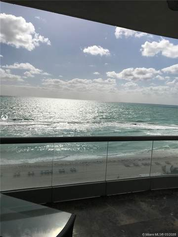 16051 Collins Ave #801, Sunny Isles Beach, FL 33160 (MLS #A10989075) :: Miami Villa Group