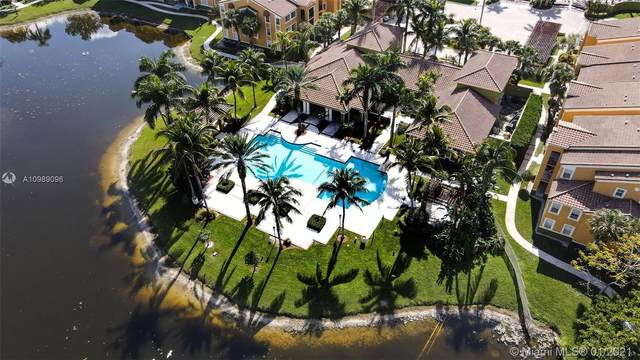 2301 W Preserve Way #201, Miramar, FL 33025 (MLS #A10989096) :: Search Broward Real Estate Team
