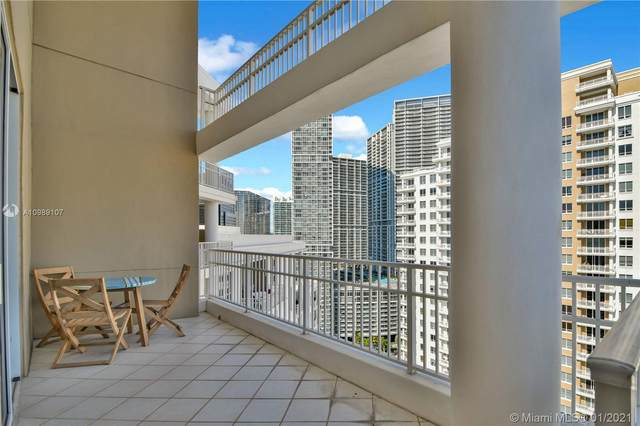 701 Brickell Key Blvd Ph08, Miami, FL 33131 (MLS #A10989107) :: Green Realty Properties