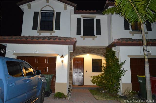 3414 SE 1st St, Homestead, FL 33033 (MLS #A10989128) :: Search Broward Real Estate Team