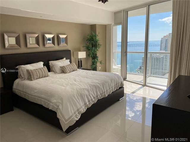 495 Brickell Ave #2909, Miami, FL 33131 (MLS #A10989141) :: Podium Realty Group Inc