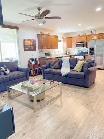 8400 W Sample Rd #103, Coral Springs, FL 33065 (MLS #A10989154) :: Green Realty Properties
