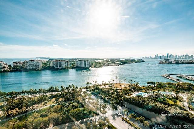 300 S Pointe Dr #2102, Miami Beach, FL 33139 (MLS #A10989212) :: Podium Realty Group Inc