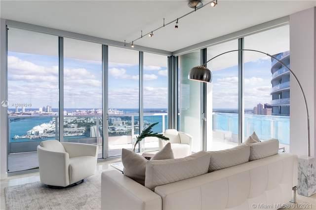 900 Biscayne Blvd #4001, Miami, FL 33132 (MLS #A10989249) :: Castelli Real Estate Services