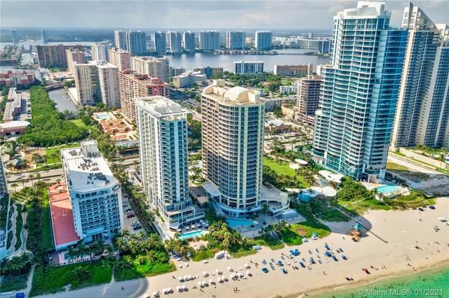 17315 Collins Av #1706, Sunny Isles Beach, FL 33160 (MLS #A10989314) :: Search Broward Real Estate Team