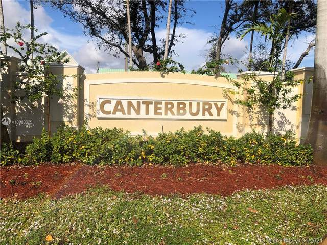 2510 NW 4th St #2510, Boynton Beach, FL 33426 (MLS #A10989322) :: The Riley Smith Group