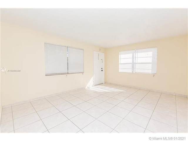 2415 Lincoln St #101, Hollywood, FL 33020 (MLS #A10989339) :: Search Broward Real Estate Team