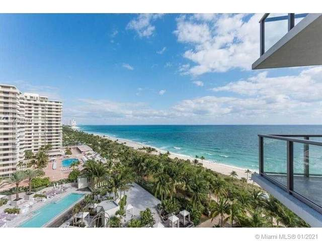 9703 Collins Ave #901, Bal Harbour, FL 33154 (MLS #A10989341) :: The Riley Smith Group
