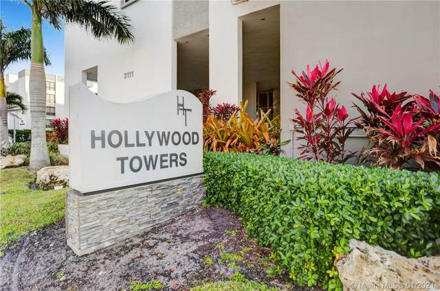 3111 N Ocean Dr #1005, Hollywood, FL 33019 (MLS #A10989358) :: Podium Realty Group Inc