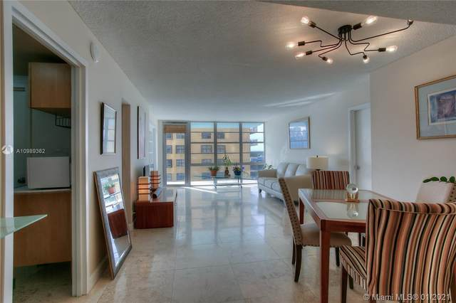 301 174th St #809, Sunny Isles Beach, FL 33160 (MLS #A10989362) :: The Pearl Realty Group