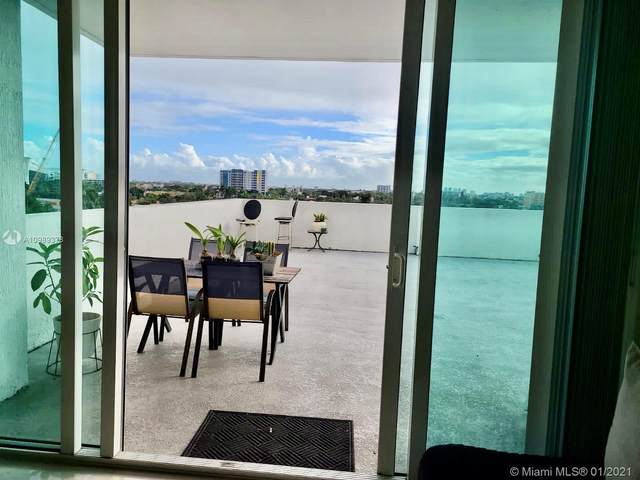 1871 NW South River Dr #702, Miami, FL 33125 (MLS #A10989378) :: Prestige Realty Group