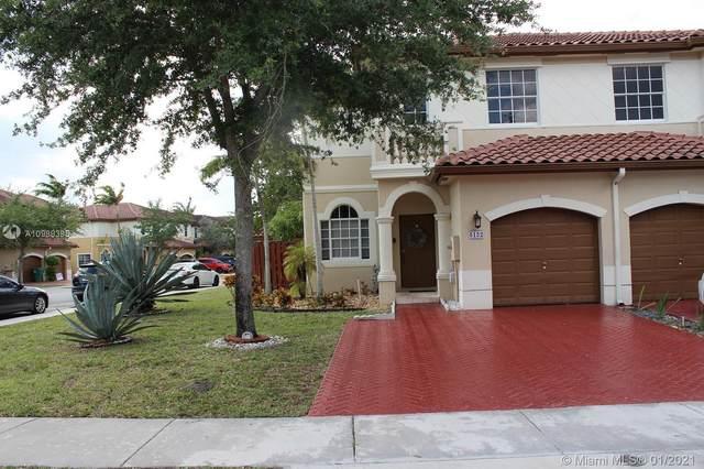 5132 SW 140th Ter #5132, Miramar, FL 33027 (MLS #A10989395) :: Green Realty Properties
