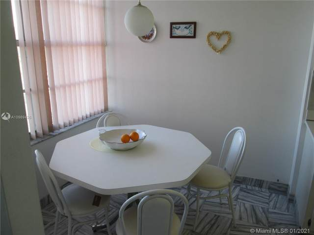 231 174th St #415, Sunny Isles Beach, FL 33160 (MLS #A10989435) :: Berkshire Hathaway HomeServices EWM Realty