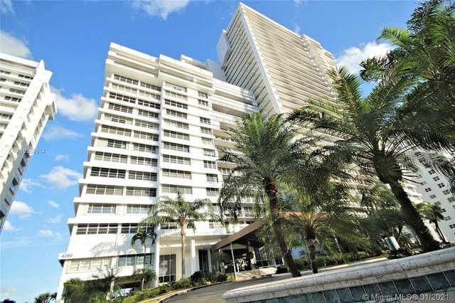 4280 Galt Ocean Dr 8A, Fort Lauderdale, FL 33308 (MLS #A10989514) :: Laurie Finkelstein Reader Team