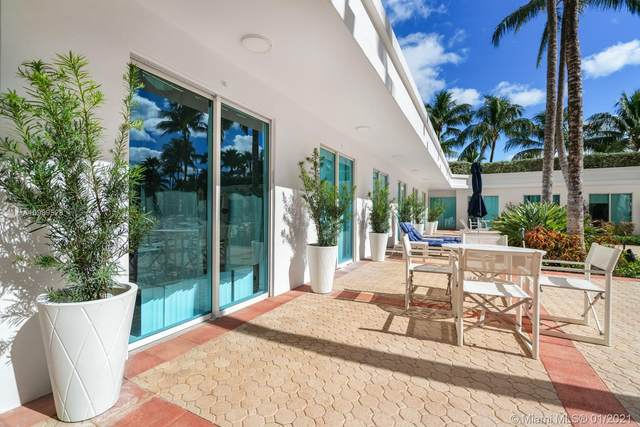 10101 Collins Ave Cab15, Bal Harbour, FL 33154 (MLS #A10989528) :: Green Realty Properties