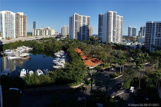 3500 Mystic Pointe Dr #1107, Aventura, FL 33180 (MLS #A10989537) :: The Pearl Realty Group