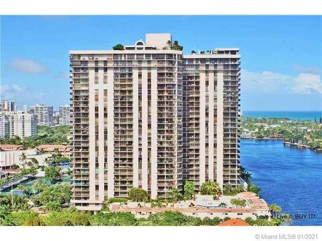 19667 Turnberry Way 15A, Aventura, FL 33180 (MLS #A10989558) :: ONE Sotheby's International Realty