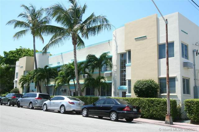 635 12th St #12, Miami Beach, FL 33139 (#A10989586) :: Dalton Wade