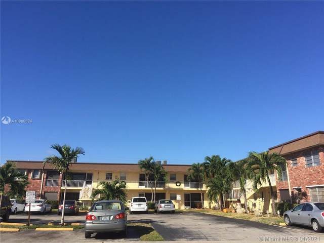 2060 NW 81 AVENUE #327, Pembroke Pines, FL 33024 (MLS #A10989624) :: THE BANNON GROUP at RE/MAX CONSULTANTS REALTY I
