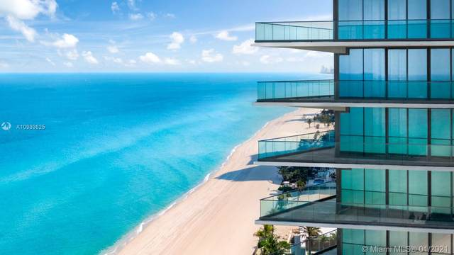 18975 Collins Ave #3700, Sunny Isles Beach, FL 33160 (MLS #A10989625) :: The Pearl Realty Group