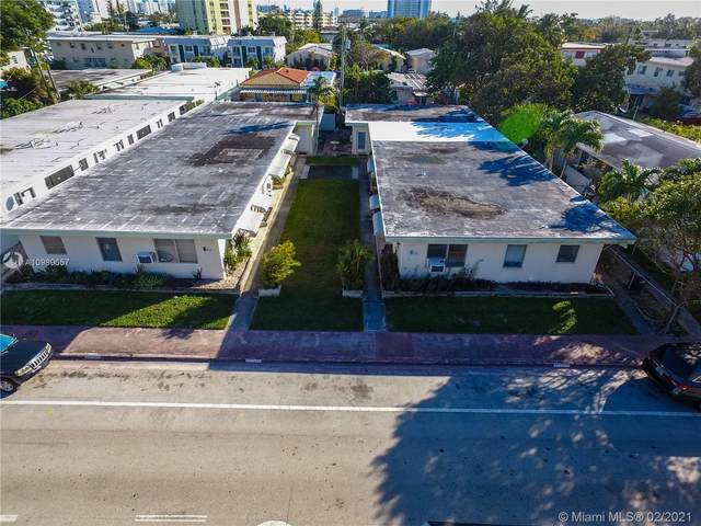 700 82nd St, Miami Beach, FL 33141 (MLS #A10989657) :: The Howland Group