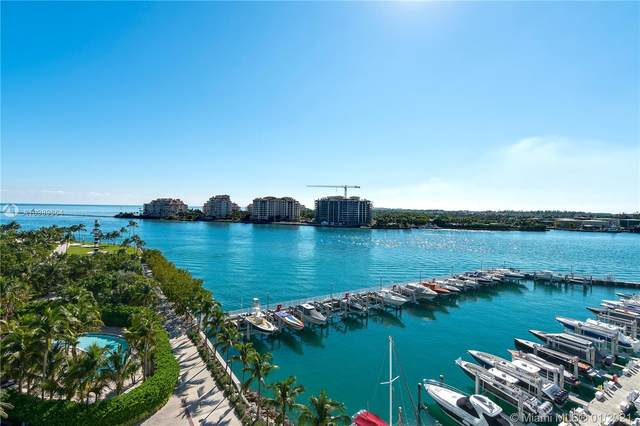 1000 S Pointe Dr #802, Miami Beach, FL 33139 (MLS #A10989664) :: Miami Villa Group