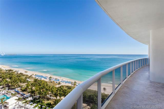 9601 Collins Ave #1703, Bal Harbour, FL 33154 (MLS #A10989679) :: Green Realty Properties