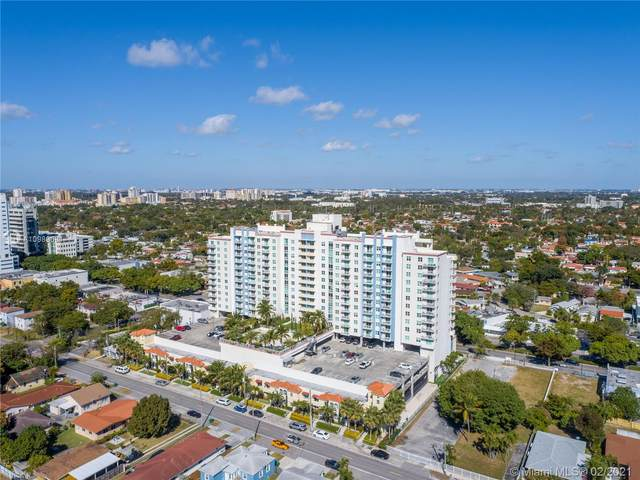 3000 Coral Way #917, Miami, FL 33145 (MLS #A10989681) :: KBiscayne Realty