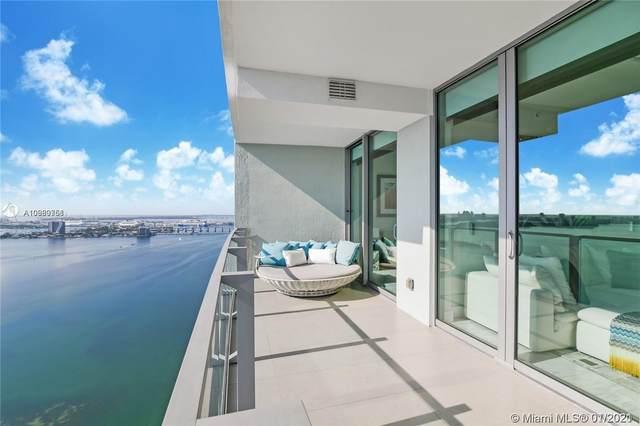 2900 NE 7th Ave #3703, Miami, FL 33137 (MLS #A10989751) :: Dalton Wade Real Estate Group