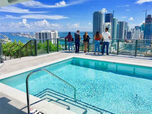 1600 NE 1st Ave #3208, Miami, FL 33132 (MLS #A10989752) :: Podium Realty Group Inc