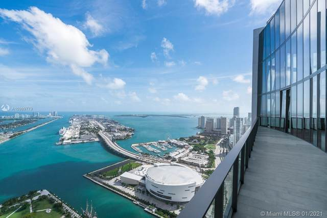 1000 Biscayne Blvd #3402, Miami, FL 33132 (MLS #A10989779) :: The Teri Arbogast Team at Keller Williams Partners SW