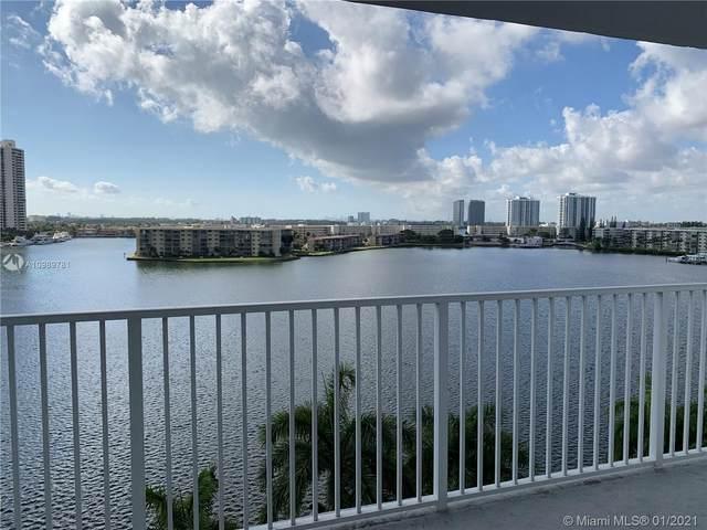 2851 NE 183rd St 817E, Aventura, FL 33160 (MLS #A10989781) :: Search Broward Real Estate Team