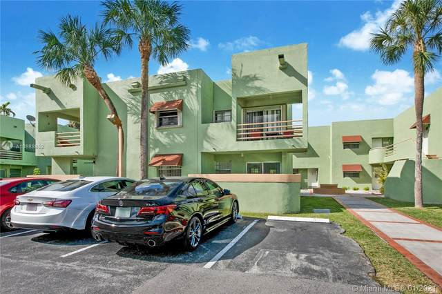 11061 NW 7th St #101, Miami, FL 33172 (MLS #A10989802) :: The Riley Smith Group