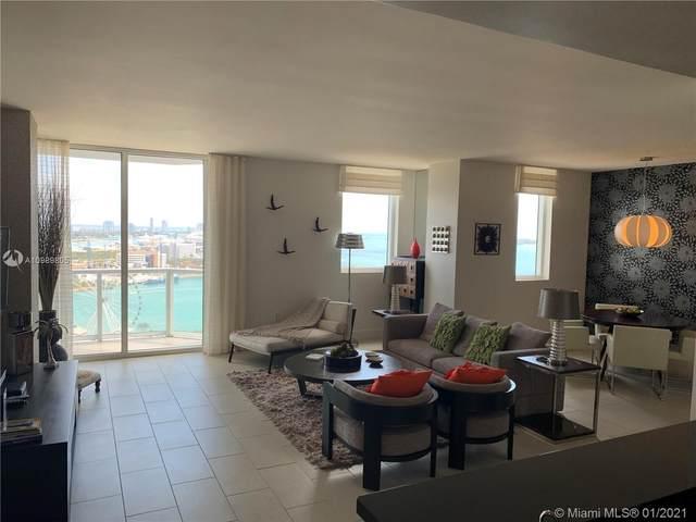 244 Biscayne Blvd #2603, Miami, FL 33132 (MLS #A10989805) :: The Riley Smith Group