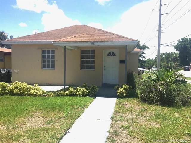 1970 NE 161st St, North Miami Beach, FL 33162 (MLS #A10989809) :: The Riley Smith Group