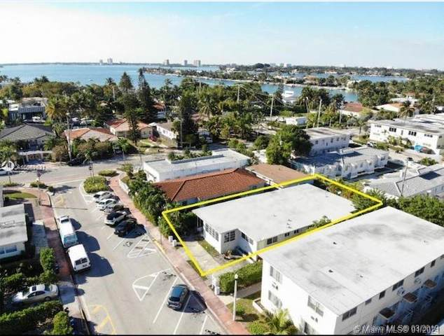 903 80th St, Miami Beach, FL 33141 (MLS #A10989831) :: The Howland Group