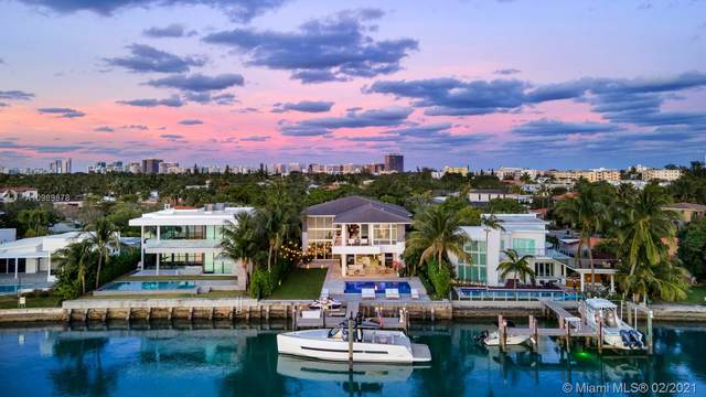 1220 S Biscayne Point Rd, Miami Beach, FL 33141 (MLS #A10989878) :: The Howland Group