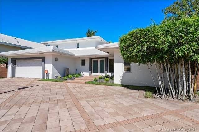 1231 96th St, Bay Harbor Islands, FL 33154 (MLS #A10989888) :: Green Realty Properties
