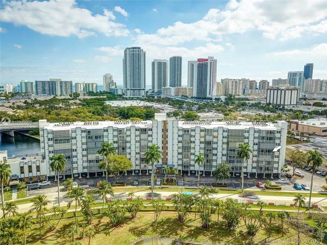 200 Diplomat Pkwy #533, Hallandale Beach, FL 33009 (MLS #A10989905) :: Podium Realty Group Inc